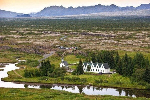 The Beautiful and Natural Sights of Grand Golden Circle in Iceland