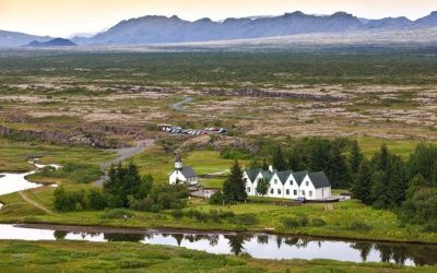 Golden Circle Tours in Iceland with Thingvellir, Geysir, Gullfoss and Faxi