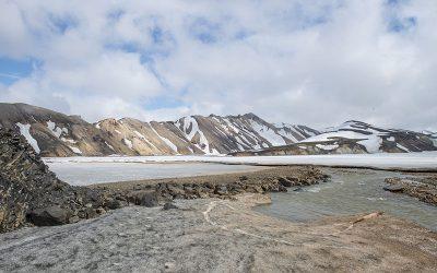 Striking Elements of Iceland