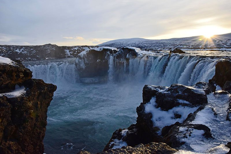 Exploring Iceland Northern sites