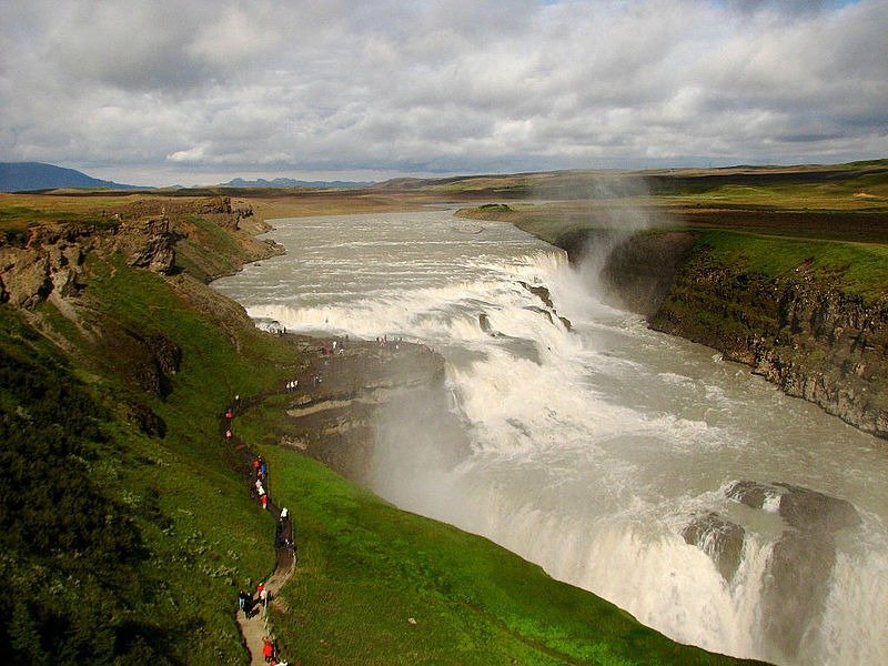Most Visited Places at Iceland