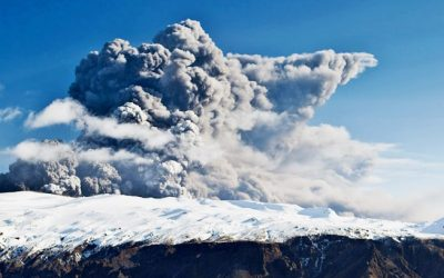 Most known Icelandic Volcano